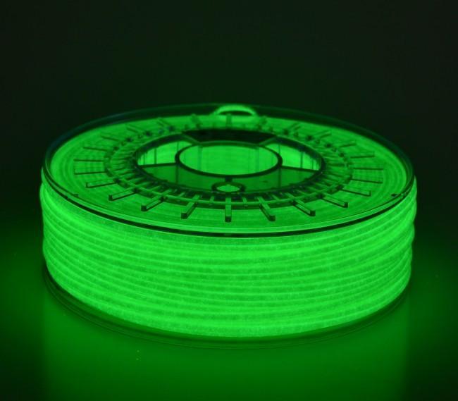 Pla Octofiber phosphorescent 750g