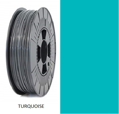 Filament 1.75 PLA Turquoise Status3D