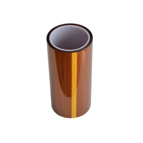 Adhésif polyimide/Kapton 200mm 33Mètres