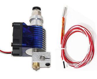 Extrudeur 0.4mm/1.75 E3D V6  complet