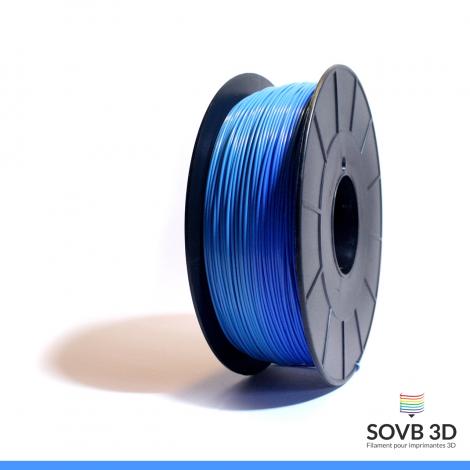 Filament ABS bleu clair 1kg Ral5012