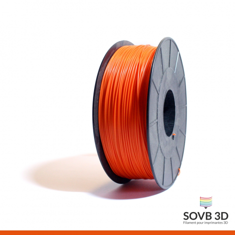 Filament ABS orange 1kg Ral2009