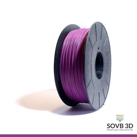 Filament ABS violet 1kg Ral4008