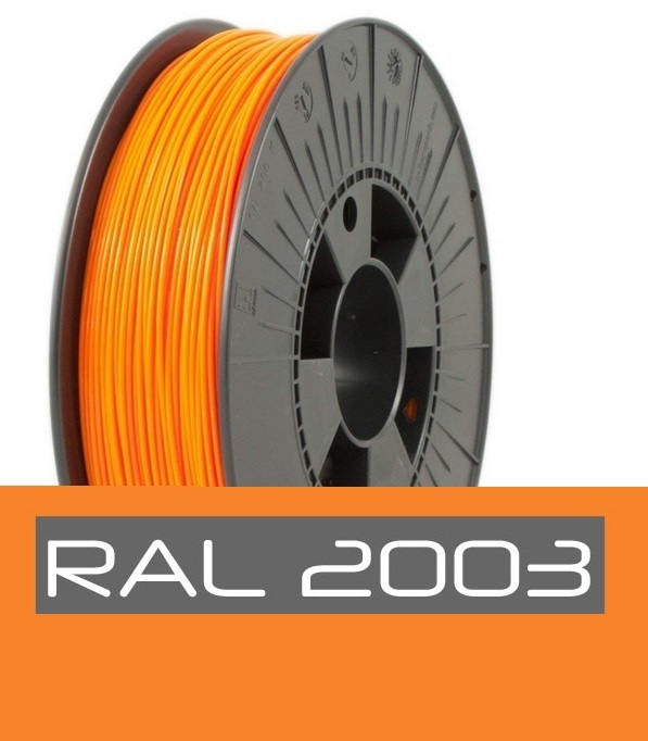 Filament 1.75 Pla Orange Status 3D ral 2003