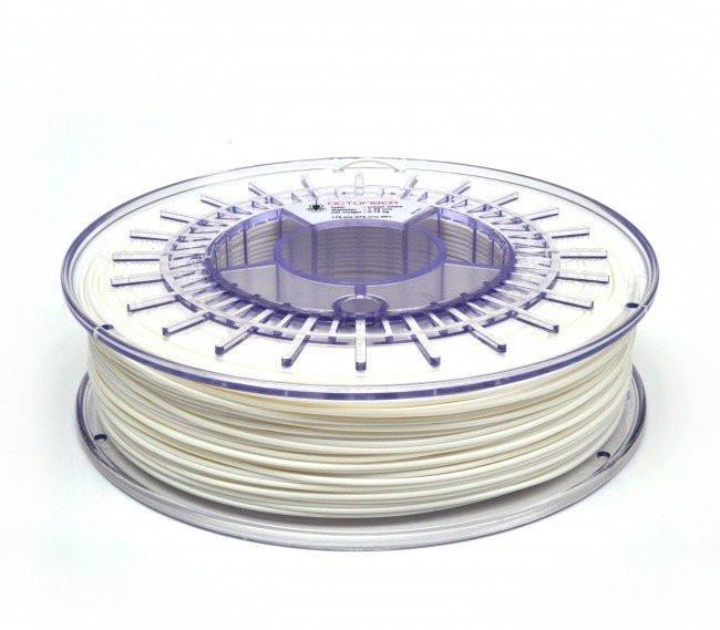 Pla 1.75 PLA blanc Octofiber
