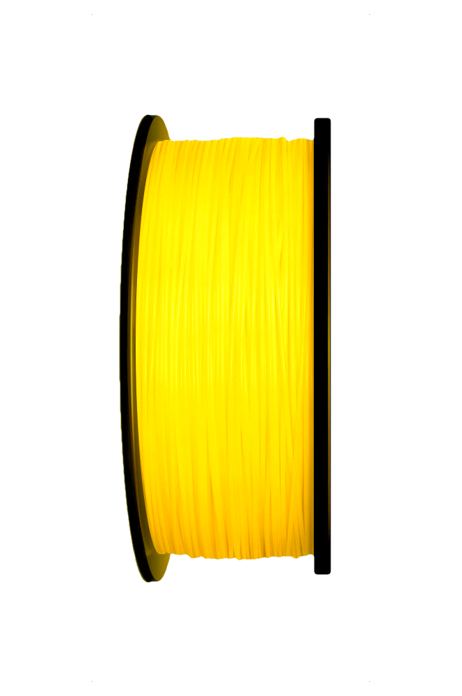 Filament1.75 PLA Jaune RAL1026 Status3D