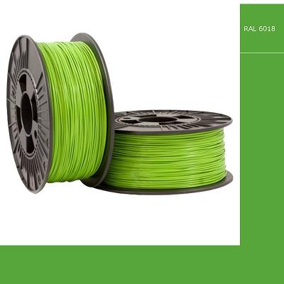 Filament 1.75 PLA Vert RAL6018 Status3D