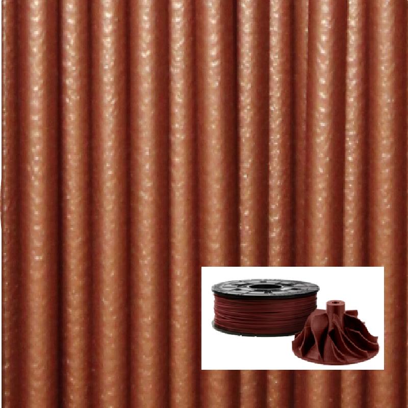 Filament 1.75 PLA Cuivre métallisé Status3D